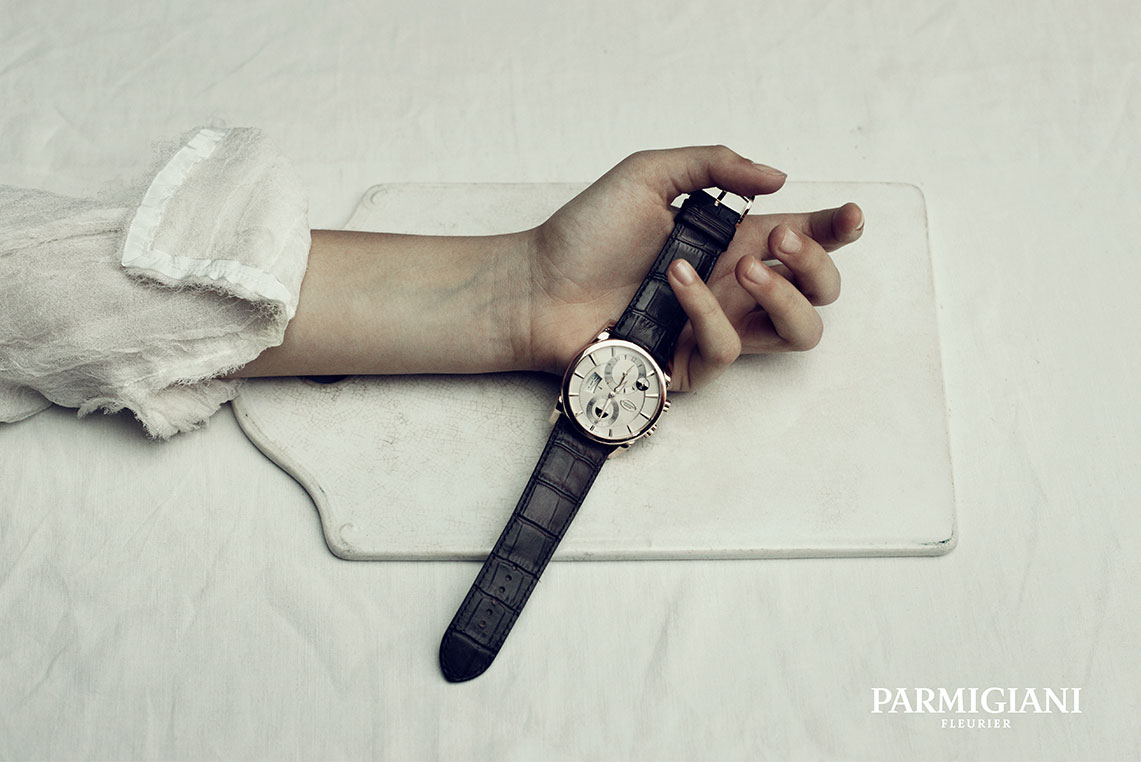 Parmigiani Fleurier Iconic Photography by Michel Haddi 1