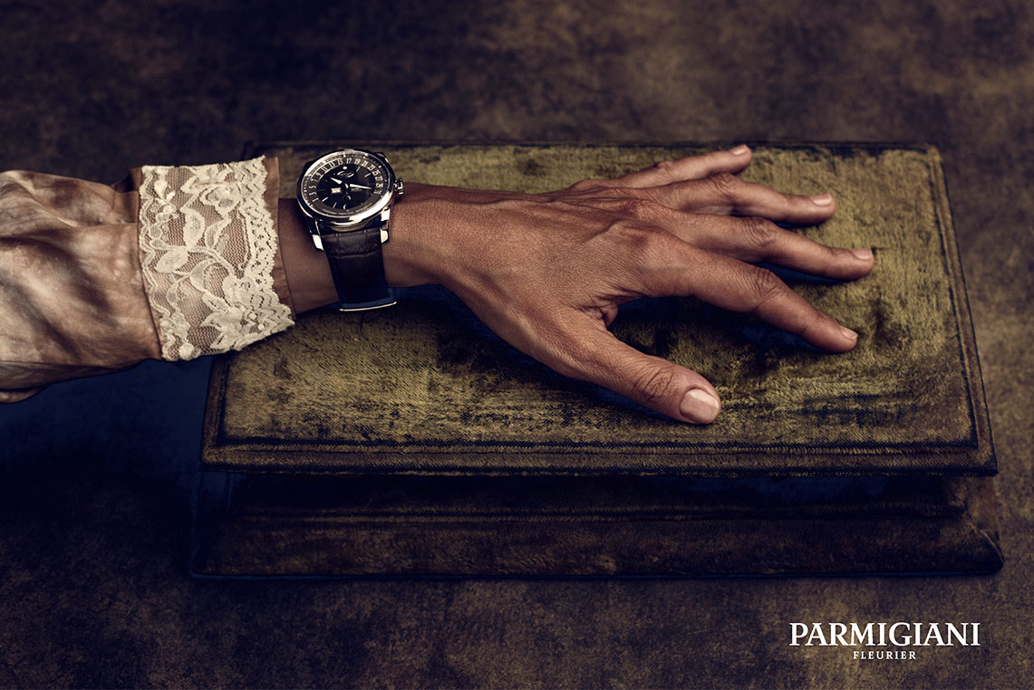Parmigiani Fleurier Iconic Photography by Michel Haddi 0