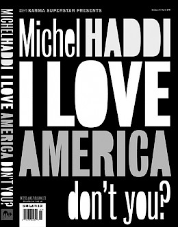 I Love America Don't You by Michel Haddi